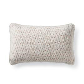 Riviera Breeze Petal Outdoor Lumbar Pillow