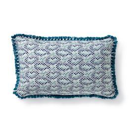 Taipan Luxe Jade Outdoor Lumbar Pillow