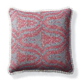 Alanya Fuchsia Outdoor Pillow