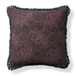 Fortuna Paisley Twilight Outdoor Pillow