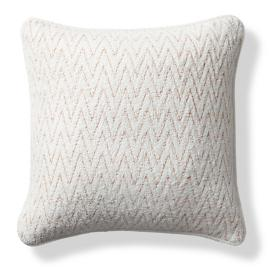 Riviera Breeze Petal Outdoor Pillow