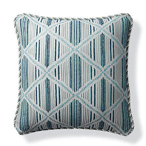 Marvelous Tribal Craft Mist Outdoor Pillow
