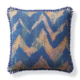 Wayward Travels Sunset Outdoor Pillow