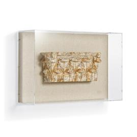Fragment Art with Shelf