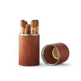 Brizard Cylinder Desk Humidor