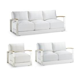 Biella 3-pc. Sofa Set