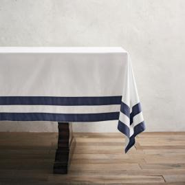 Hamptons Stripe Tablecloth