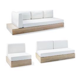 Veracruz 3-pc. Sofa Set by Porta Forma