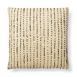 Cloves Embroidered Decorative Pillow by Dransfield & Ross
