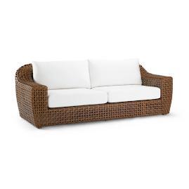 Ottavio Sofa with Cushions by Porta Forma