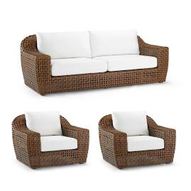 Ottavio 3-pc. Sofa Set