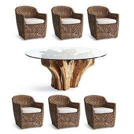 Ottavio 7-pc. Dining Set