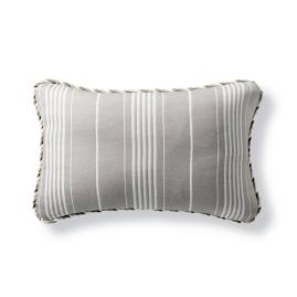 Byway Dove Outdoor Lumbar Pillow