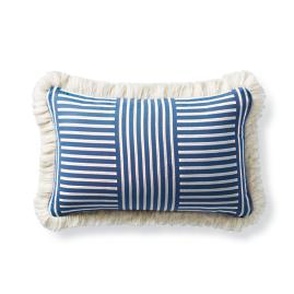 Mod Basket Pacific Outdoor Lumbar Pillow