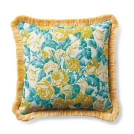 Je T'Aime Lemon Outdoor Pillow