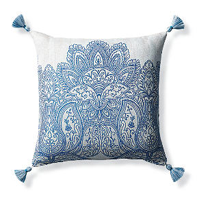 Exceptional Maharaja Capri Outdoor Pillow