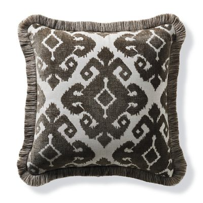 Good Tula Medallion Earth Outdoor Pillow (155680)