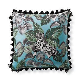 Wild Leopard Aruba Outdoor Pillow