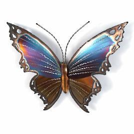 Butterfly Elegance Flight Path IV Wall Art