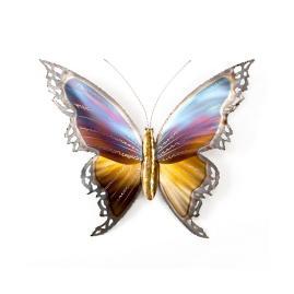 Butterfly Elegance Flight Path V Wall Art
