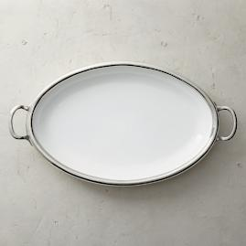 Arte Italica Tuscan Oval Serving Tray