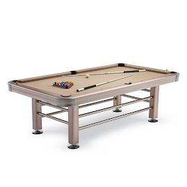 8 ft. Outdoor Billiards Table
