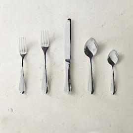 Forge Flatware 5-pc. Place Setting
