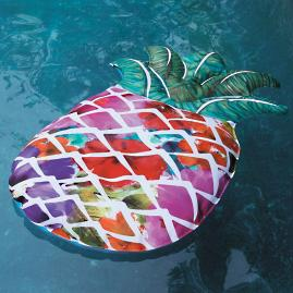 Tropical Pineapple Float