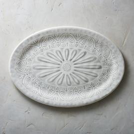 Ibiza Melamine Serving Platter