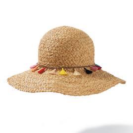 Confetti Tassel Hat