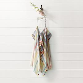 Rainbow Tassel Cover-up