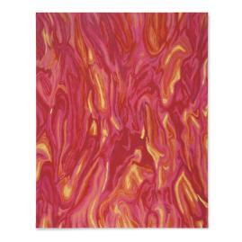 Watercolor Marble Outdoor Rug by Porta Forma