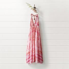 Danieli Beaded Shibbori Dress