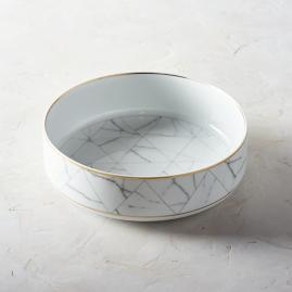 Carrara Serving Bowl by Porta Forma