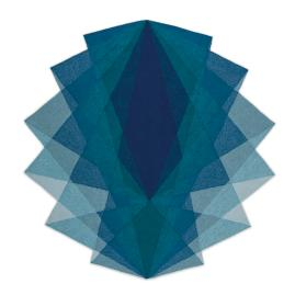 Prismatic Outdoor Rug