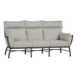 Majorca Sofa with Cushions by Summer Classics