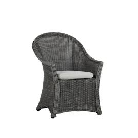 Regent Dining Arm Chair with Cushions by Summer