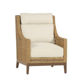Peninsula Lounge Chair with Cushions by Summer Classics
