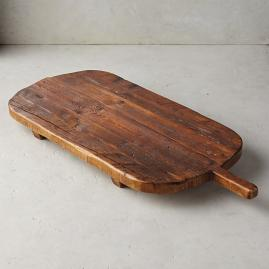 Donatella European Wood Serving Board