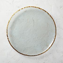 Edgy Dinner Plate