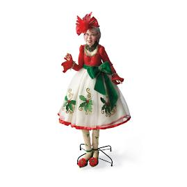 2018 Holiday Blanche Collector Lifesize Figure