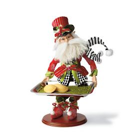 Mark Roberts Elf with Tray