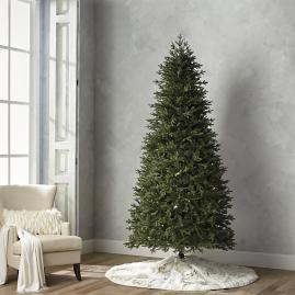 Estate Fraser Quick Light LED 9' Slim Tree