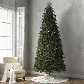 Estate Fraser Quick Light LED 12' Slim Tree