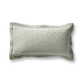 Resort Egyptian Cotton Flourish Matelassé Sham