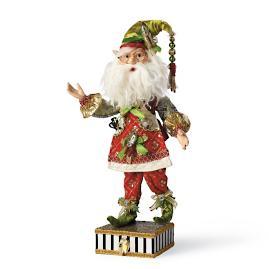Mark Roberts Toy Maker Elf Stocking Holder