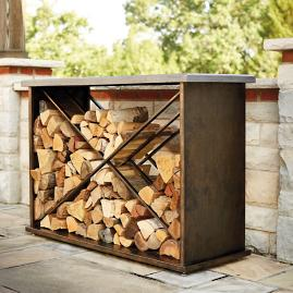 Traverse Log Rack