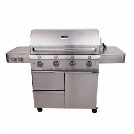 SABER® 1670 Elite 4-Burner Gas Grill