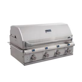 SABER® 1670 Elite 4-Burner Built-In Gas Grill