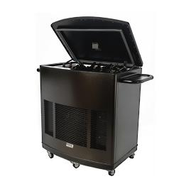 Patio Pal Evaporative Cooler with Beverage Ice Chest